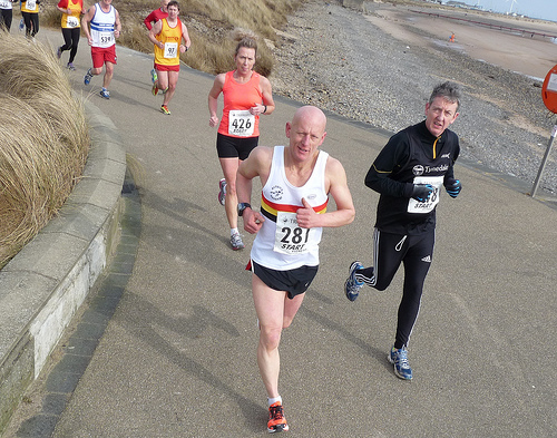 Andy SQUIRES Blyth Valley 10k 2013