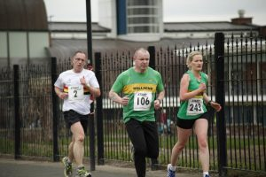 Phil BASTON Terry O'Gara 5k 2013