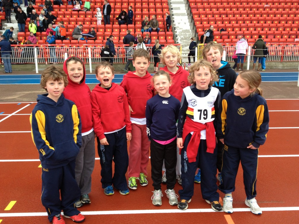 Junior Harriers Gateshead May 2013