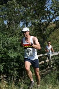 Graham SYERS-Glendale Show Fell Race 2013