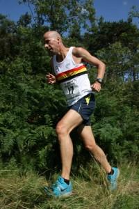 Phil HEMSLEY-Glendale Show Fell Race 2013