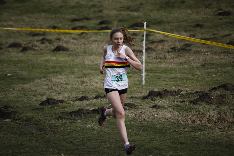 Rosie MURTON-Fastest in the Under 17/20 Race!