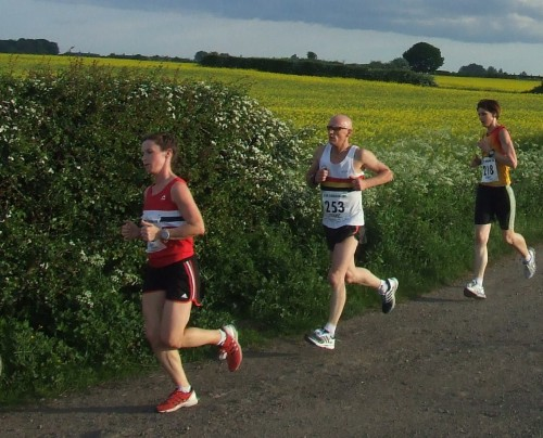 Andy SQUIRES-Clive Cookson 10k 2014