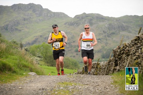 Dave COATES-Kentmere Trail Race May 2014