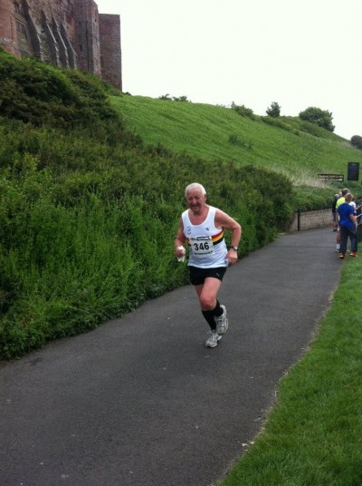 Mark HUME-Bamburgh 10k 2014