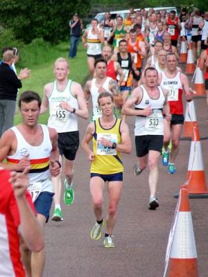 Steve PATTERSON-Blaydon Race 2014