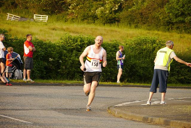 Mark DOUGLAS-Newburn River Run 2014