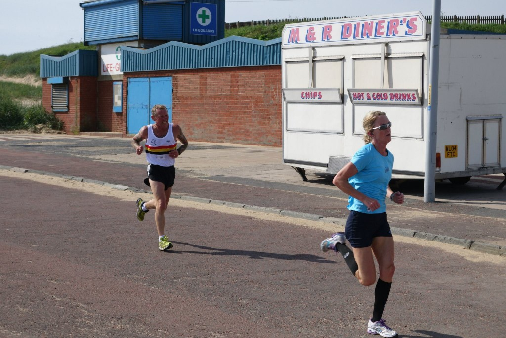 Peter GREY-South Shields Parkrun June 2014