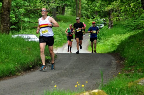 Rob ENSER-Borrowdale Trail Run 2014