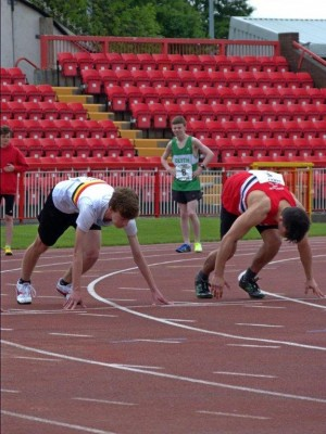 Josh Turnbull 100M