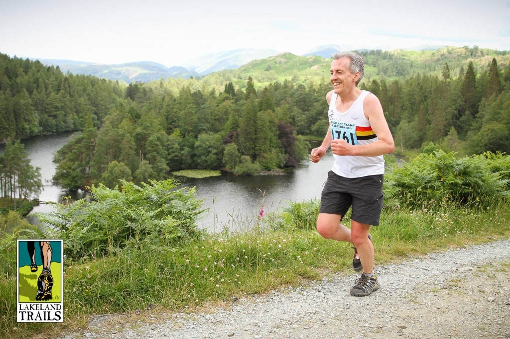 Dave COATES-Coniston Half Marathon Trail Race 2014