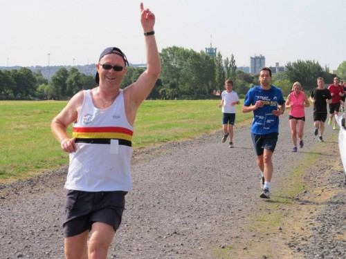 Kim BRONZE-Newcastle Parkrun July 2014