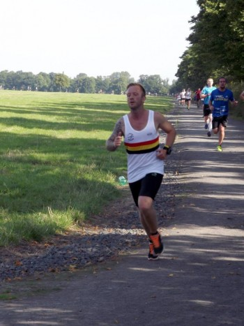 Wayne GAIR-Newcastle Parkrun July 2014