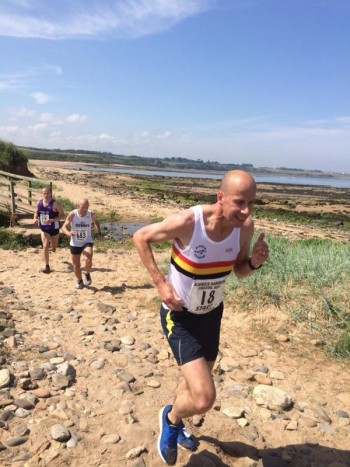 Phil HEMSLEY-Coastal Run 2014