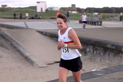 Maureen BARTRUM-2014 Blyth Links 10k