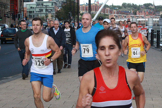 Stevie P-Gateshead 5k