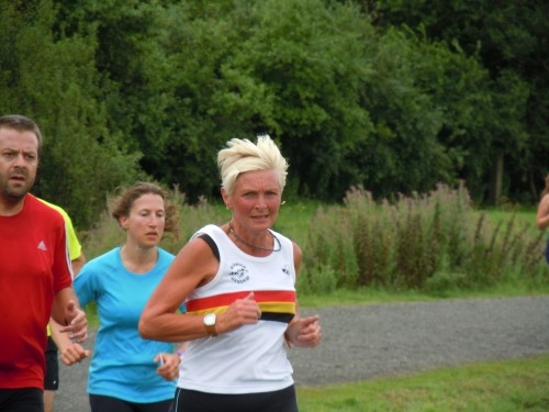 Louise CALLAGHAN-Druridge Bay Parkrun