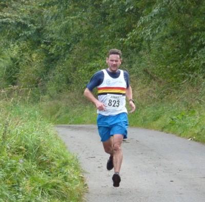 Micky AISTON-Simonside Fell Race 2014