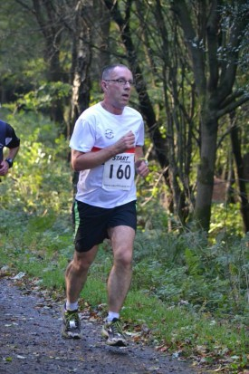 Phil BASTON-Gibside Trail Race