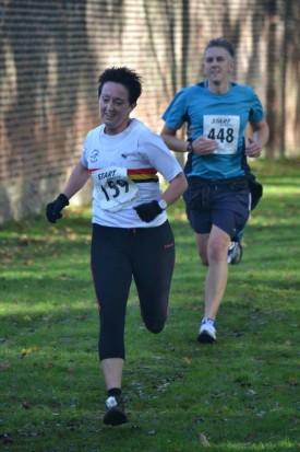 Carol DAVISON-Gibside Trail Race