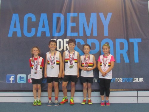 Mini athletics indoor 2014