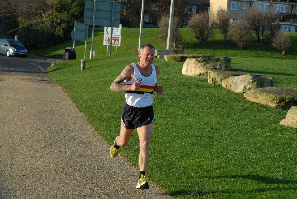 Peter GREY-South Shields Parkrun