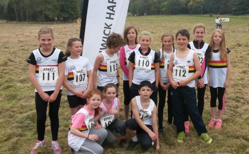 Minors xc 2015 group