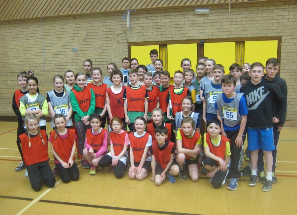 Sports hall 2016