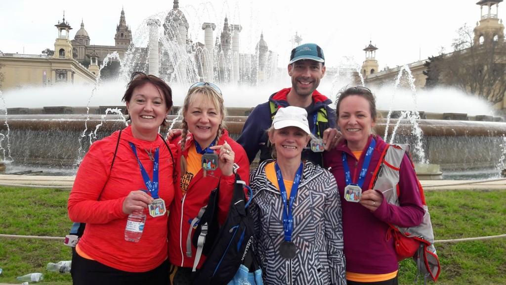 Barcelona Marathon 2017