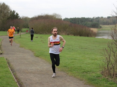 James WILLOUGHBY parkrun