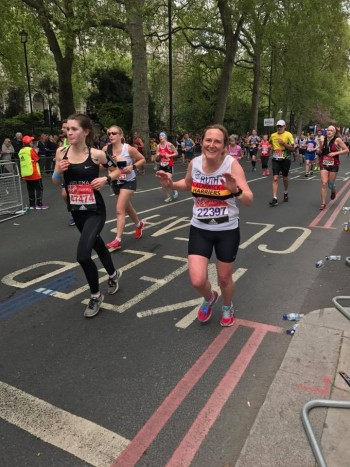 Ruth London Marathon